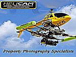 Professional Remote Controlled Aerial Photography by Heli Cam Asia